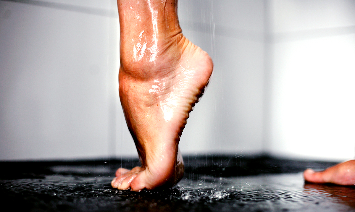 Why Peeing In The Shower Isn't A Bad Thing